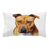 Pitbull Pillow Cases