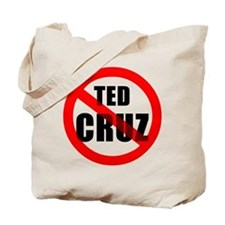 No Ted Cruz Tote Bag
