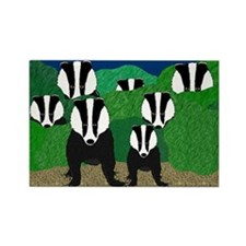 Badger Magnets
