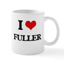I Love Fuller Mugs