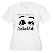 "The ""I'm NOT tired"" Dark Side T-Shirt"