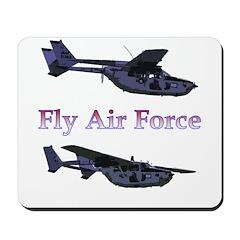 Air Force O-2 Mousepad