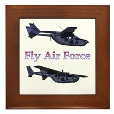 Air Force O-2 Framed Tile
