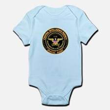 CIA CIA CIA Infant Bodysuit