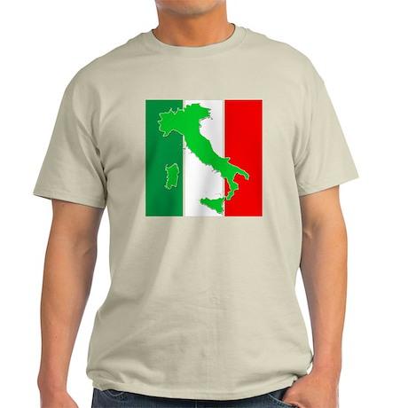 italy flag 06 Light T-Shirt