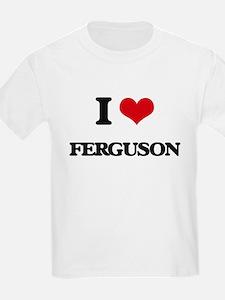 I Love Ferguson T-Shirt