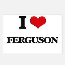 I Love Ferguson Postcards (Package of 8)