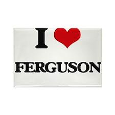 I Love Ferguson Magnets