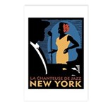 NY Jazz Postcards (Package of 8)