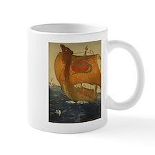 Viking Ship Small Small Mug