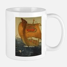 Viking Ship Small Small Mug