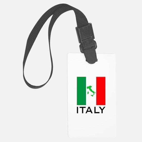 italy flag 00 Luggage Tag