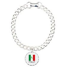 italy flag 00 Bracelet