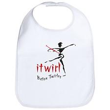itwirl Baton Twirler Bib