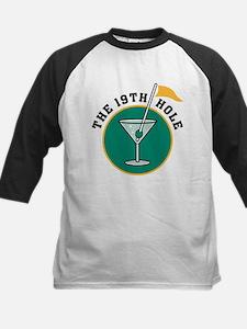 The 19th Hole Martini Tee