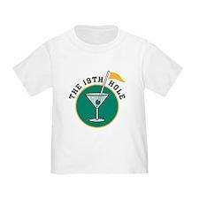 The 19th Hole Martini T