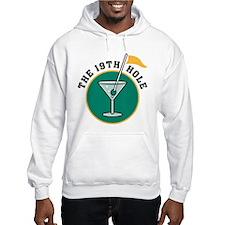 The 19th Hole Martini Hoodie