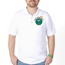 The 19th Hole Martini T-Shirt