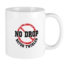 No Drop Baton Twirler Mug