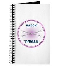 Neon Baton Twirler Journal