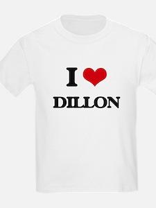 I Love Dillon T-Shirt