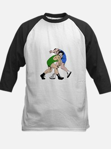 WRESTLERS Baseball Jersey