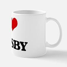 Cute Crosby Mug