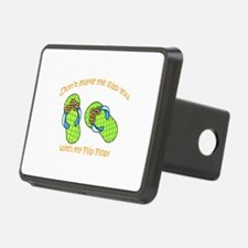 GREEN FLIP FLOPS Hitch Cover
