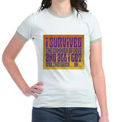 I Survived The Summer Of Love T