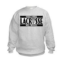 Lacrosse Travel Sweatshirt