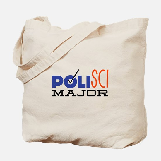 Political Science Major Tote Bag
