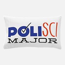 Political Science Major Pillow Case