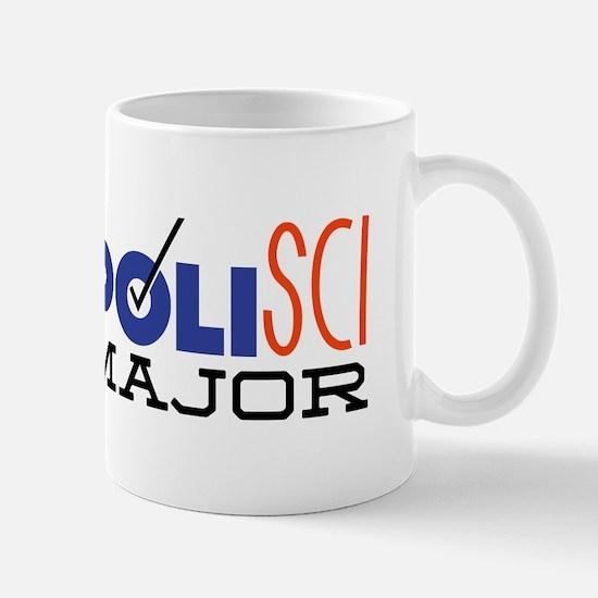 Political Science Major Mugs