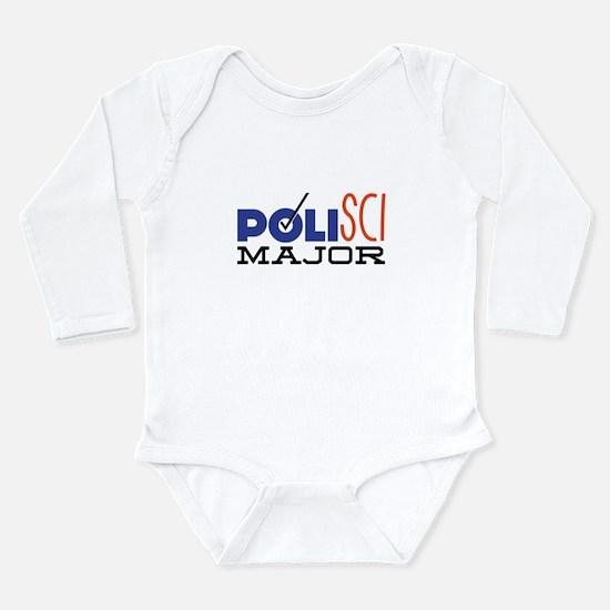 Political Science Major Body Suit