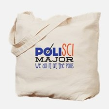 At The Polls Tote Bag