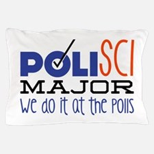 At The Polls Pillow Case