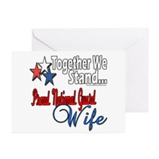 Proud National Guard Greeting Cards (Pk of 10)