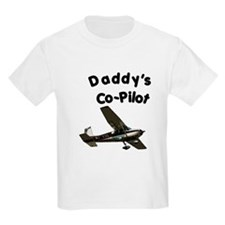 Dad's copilot T-Shirt