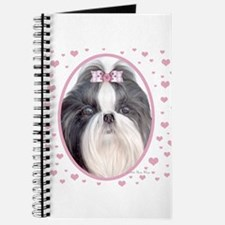 Shih Tzu Hearts Journal
