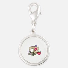 SEWING MACHINE Charms