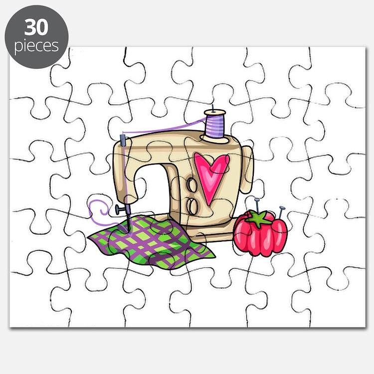 machine puzzles