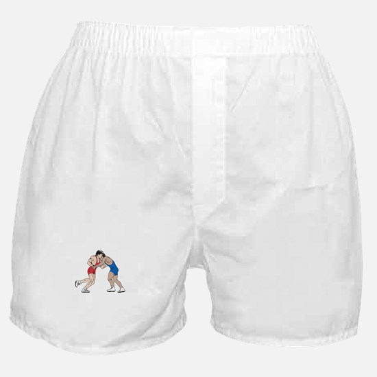 WRESTLERS Boxer Shorts