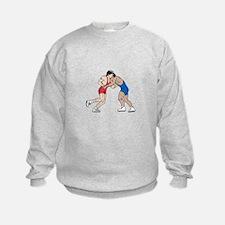 WRESTLERS Sweatshirt