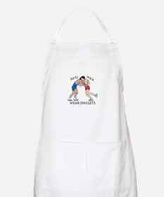 REAL MEN WEAR SINGLETS Apron