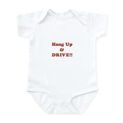 Hang Up & Drive Infant Bodysuit