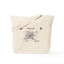 Space: 1999 - Moonbase Alpha Tote Bag