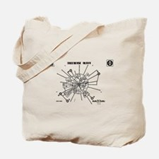 Space: 1999 - Moonbase Alpha Tote Bag