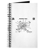 Space 1999 Journals & Spiral Notebooks