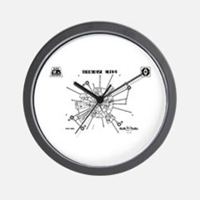Space: 1999 - Moonbase Alpha Wall Clock