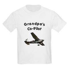 Grandpa's copilot T-Shirt